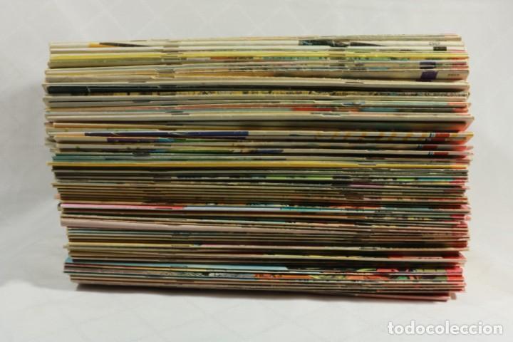 LOTE DE 83 COMICS DEL PRINCIPE VALIENTE - TEBEOS SA - EDICIÓN HISTÓRICA - HAL FOSTER (Tebeos y Comics - Tebeos Colecciones y Lotes Avanzados)