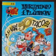 BDs: MORTADELO Y FILEMÓN, Nº 179 - COLECCIÓN OLE (ULTIMA EPOCA DE 1993),. Lote 221634736