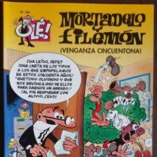 BDs: MORTADELO Y FILEMÓN, Nº 180 - COLECCIÓN OLE (ULTIMA EPOCA DE 1993). Lote 221634785