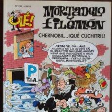 BDs: MORTADELO Y FILEMÓN, Nº 190 - COLECCIÓN OLE (ULTIMA EPOCA DE 1993). Lote 221634885