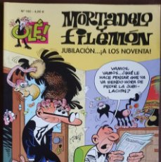BDs: MORTADELO Y FILEMÓN, Nº 192 - COLECCIÓN OLE (ULTIMA EPOCA DE 1993). Lote 221634900