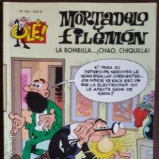 BDs: MORTADELO Y FILEMÓN, Nº 193 - COLECCIÓN OLE (ULTIMA EPOCA DE 1993). Lote 221634945