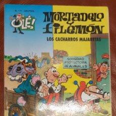 Tebeos: MORTADELO Y FILEMÓN, Nº 71 - COLECCIÓN OLE (ULTIMA EPOCA DE 1993). Lote 221699141