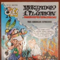 Tebeos: MORTADELO Y FILEMÓN, Nº 111 - COLECCIÓN OLE (ULTIMA EPOCA DE 1993). Lote 221699816