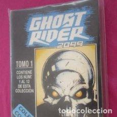 Tebeos: GHOST RIDER MOTORISTA FANTASMA 12 COMPLETA EN TOMO FORUM C334. Lote 221805032