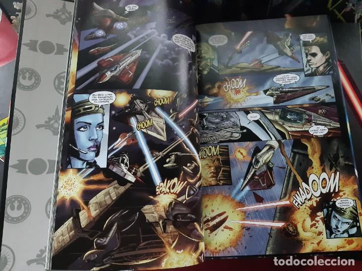 Tebeos: STAR WARS - COLECCIÓN COMPLETA 70 NÚMEROS (PLANETA)-IMPECABLE ESTADO - Foto 5 - 221879840