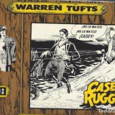 Tebeos: CASEY RUGGLES - WARREN TUFTS - 2 TOMOS COMPLETA EDICIONES BO - COMO NUEVOS. Lote 221895482
