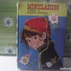 Tebeos: LIBRO CUENTO MARIA PASCUAL AÑOS 80. Lote 221904313