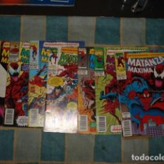 Tebeos: MATANZA MÁXIMA, 1994, COMPLETA, 7 NÚMEROS, FORUM, MUY BUEN ESTADO. Lote 221941646