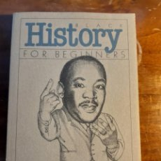 Tebeos: BLACK HISTORY FOR BEGINNERS. Lote 223016431