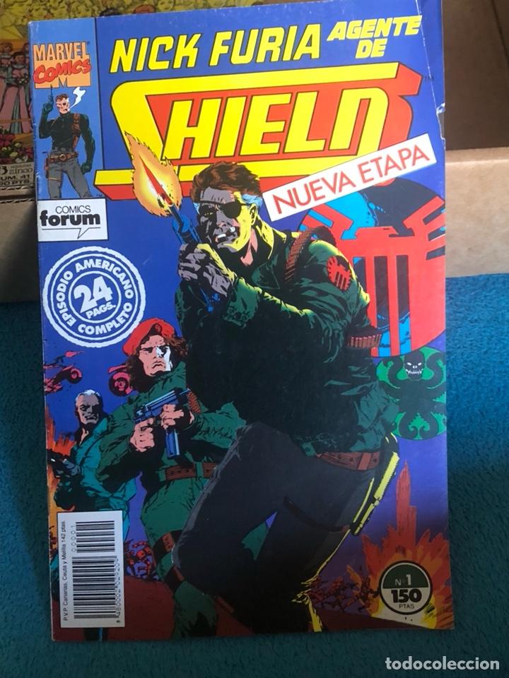 Tebeos: Lote de cómics de superhéroes variados - Foto 8 - 223687893