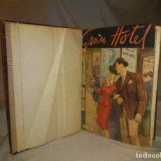 Tebeos: GRAN HOTEL - HISPANO-AMERICANA DE EDICIONES - AÑO 1947 - TODO LO EDITADO·PROHIBIDA.. Lote 223955162