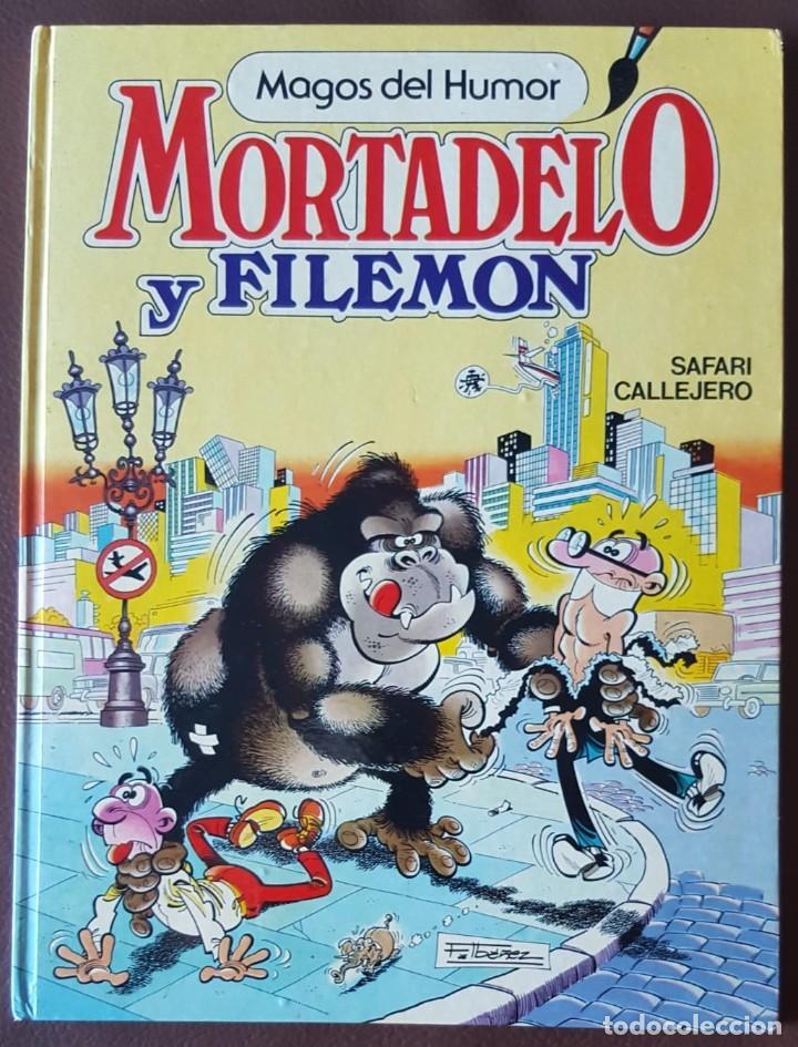 Tebeos: LOTE DE 55 TOMOS DE MAGOS DEL HUMOR (EXCELENTE ESTADO) - VER FOTOS Y NÚMEROS (SUELTOS PREGUNTAR) - Foto 4 - 182828472
