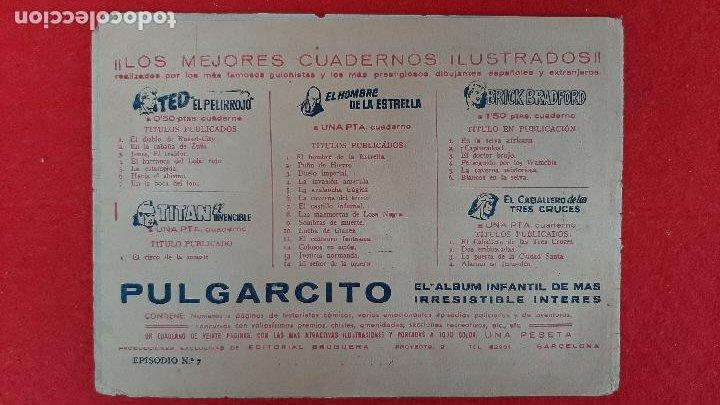 Tebeos: LOTE DE 23 NUMEROS DE TED EL PELIRROJO BRUGUERA VER FOTOS , ORIGINALES - Foto 9 - 224338778