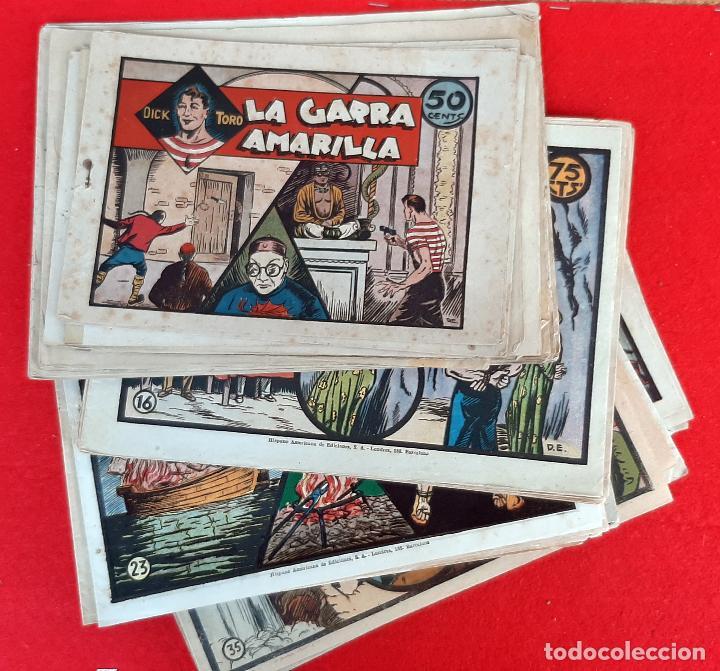 LOTE DE 46 NUMEROS DE TED EL PELIRROJO BRUGUERA VER FOTOS , ORIGINALES (Tebeos y Comics - Tebeos Colecciones y Lotes Avanzados)