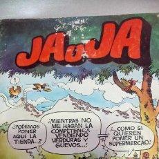 Tebeos: JAUJA. Nº 2. EDICIONES DRUIDA 1982. (C/A22). Lote 224681800
