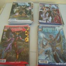 Tebeos: LOTE EDICION ESPECIAL PATRULLA X PANINI COMICS 46 Nº. Lote 224772287