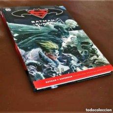Giornalini: EXCELENTE - BATMAN/SUPERMAN : EUROPA (TOMO 64) - ECC / SALVAT. Lote 221396601