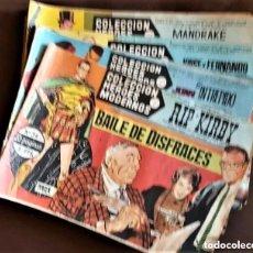 Tebeos: LOTE DE 23 HÉROES MODERNOS,SERIE C -EDT .DOLAR- MANDRAKE, RIP KIRBY,JUAN EL INTREPIDO,JORGE Y FDO.... Lote 214531486