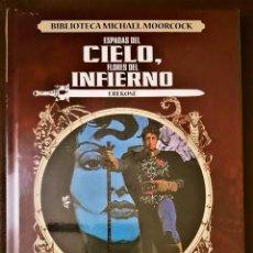 Tebeos: ESPADAS DEL CIELO, FLORES DEL INFIERNO DE MICHAEL MOORCOK Y H.CHAYKIN - VER DESCRIPCIÓN. Lote 223733155