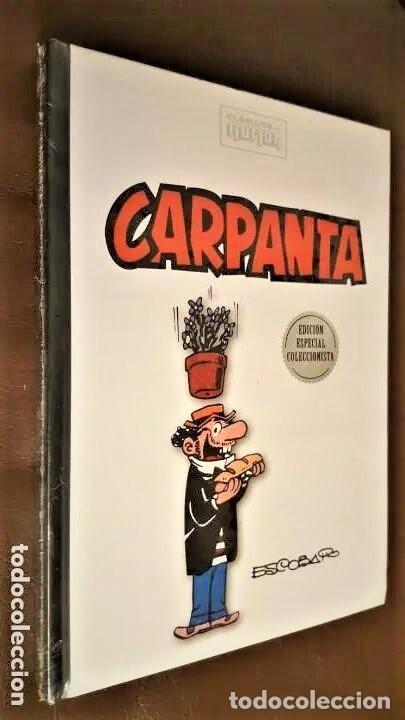 CLÁSICOS DEL HUMOR, CARPANTA (ESCOBAR) - RBA (2009) DE KIOSKO (PRECINTADO) (Tebeos y Comics - Tebeos Colecciones y Lotes Avanzados)