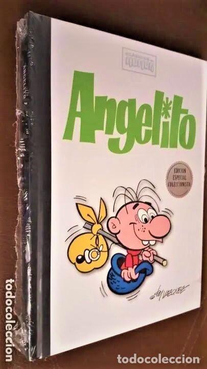 CLÁSICOS DEL HUMOR, ANGELITO (VAZQUEZ) - RBA (2009) DE KIOSKO (PRECINTADO) (Tebeos y Comics - Tebeos Colecciones y Lotes Avanzados)