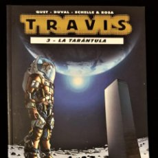 Tebeos: TRAVIS, TOMO 3: LA TARÁNTULA, RECERCA EDITORIAL (2006) - NUEVO - VER DESCRIPCIÓN. Lote 226649120