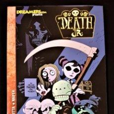 Tebeos: DREAMERS.COM PRESENTA: DEATH JR. - IMAGE (2008) - NUEVO - VER DESCRIPCIÓN. Lote 226649965