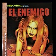 Tebeos: DREAMERS.COM PRESENTA: EL ENEMIGO - CASTERMAN (2008) - NUEVO - VER DESCRIPCIÓN. Lote 226650495