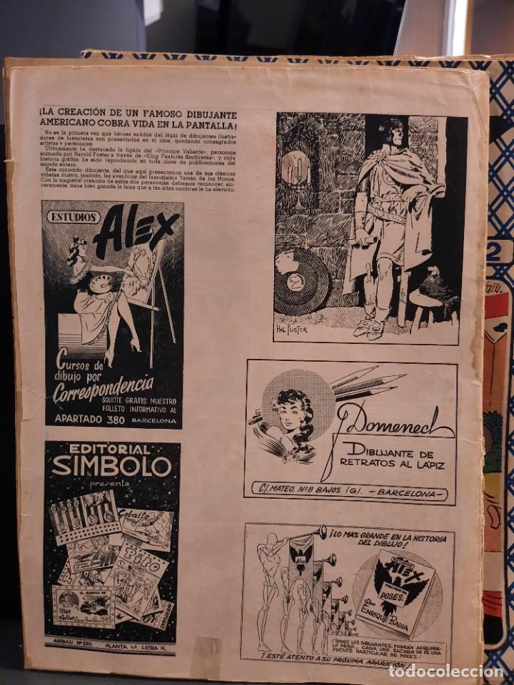 Tebeos: Alex - 10 Ejemplares, Colección Completa - Original - Freixas (Buen Estado) - Foto 2 - 228552365
