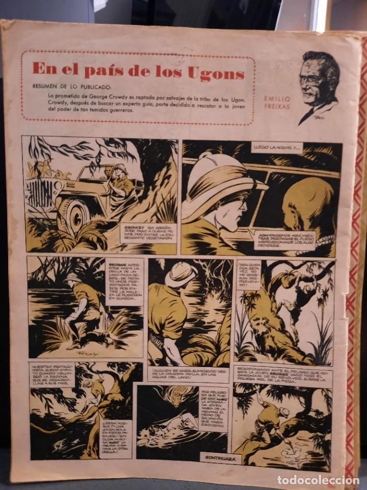 Tebeos: Alex - 10 Ejemplares, Colección Completa - Original - Freixas (Buen Estado) - Foto 6 - 228552365