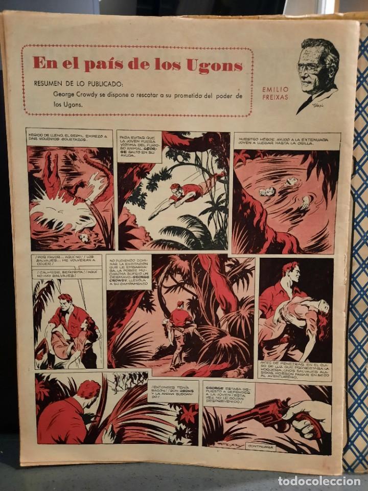 Tebeos: Alex - 10 Ejemplares, Colección Completa - Original - Freixas (Buen Estado) - Foto 8 - 228552365