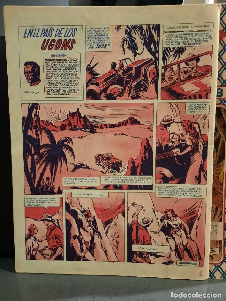 Tebeos: Alex - 10 Ejemplares, Colección Completa - Original - Freixas (Buen Estado) - Foto 14 - 228552365