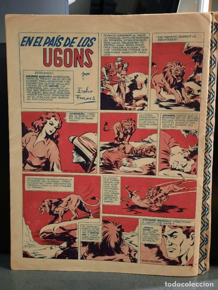 Tebeos: Alex - 10 Ejemplares, Colección Completa - Original - Freixas (Buen Estado) - Foto 16 - 228552365