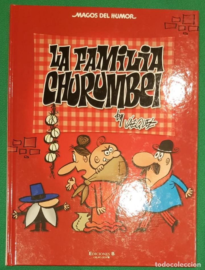Tebeos: LOTE DE 55 TOMOS DE MAGOS DEL HUMOR (EXCELENTE ESTADO) - VER FOTOS Y NÚMEROS (SUELTOS PREGUNTAR) - Foto 28 - 182828472
