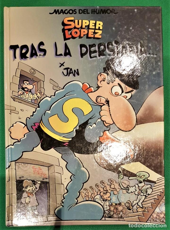Tebeos: LOTE DE 55 TOMOS DE MAGOS DEL HUMOR (EXCELENTE ESTADO) - VER FOTOS Y NÚMEROS (SUELTOS PREGUNTAR) - Foto 33 - 182828472