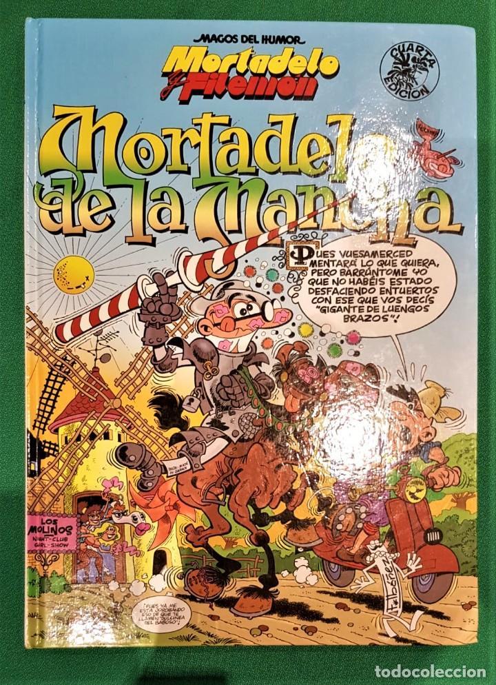 Tebeos: LOTE DE 55 TOMOS DE MAGOS DEL HUMOR (EXCELENTE ESTADO) - VER FOTOS Y NÚMEROS (SUELTOS PREGUNTAR) - Foto 34 - 182828472