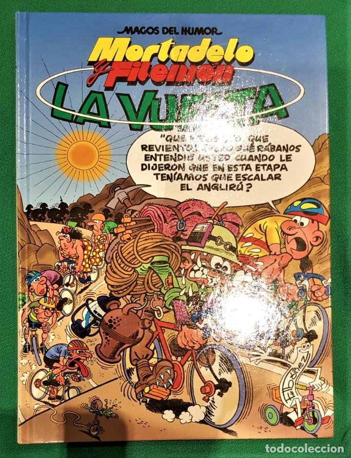Tebeos: LOTE DE 55 TOMOS DE MAGOS DEL HUMOR (EXCELENTE ESTADO) - VER FOTOS Y NÚMEROS (SUELTOS PREGUNTAR) - Foto 38 - 182828472