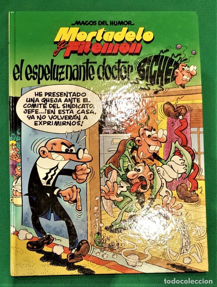Tebeos: LOTE DE 55 TOMOS DE MAGOS DEL HUMOR (EXCELENTE ESTADO) - VER FOTOS Y NÚMEROS (SUELTOS PREGUNTAR) - Foto 43 - 182828472