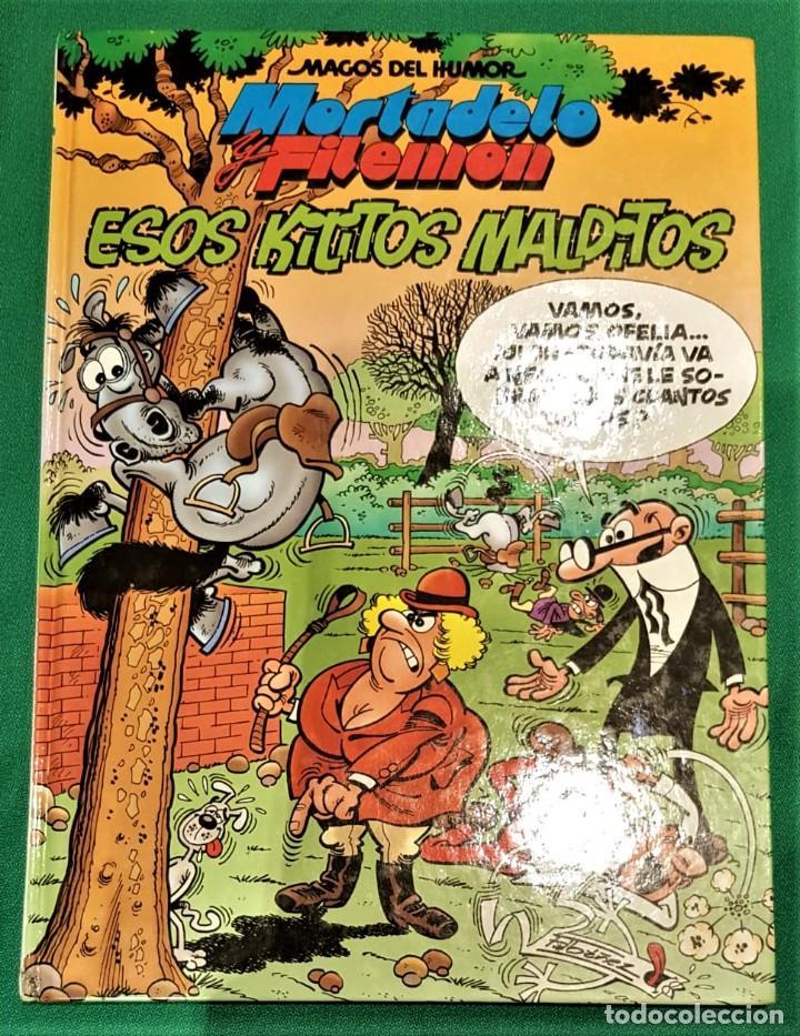 Tebeos: LOTE DE 55 TOMOS DE MAGOS DEL HUMOR (EXCELENTE ESTADO) - VER FOTOS Y NÚMEROS (SUELTOS PREGUNTAR) - Foto 46 - 182828472