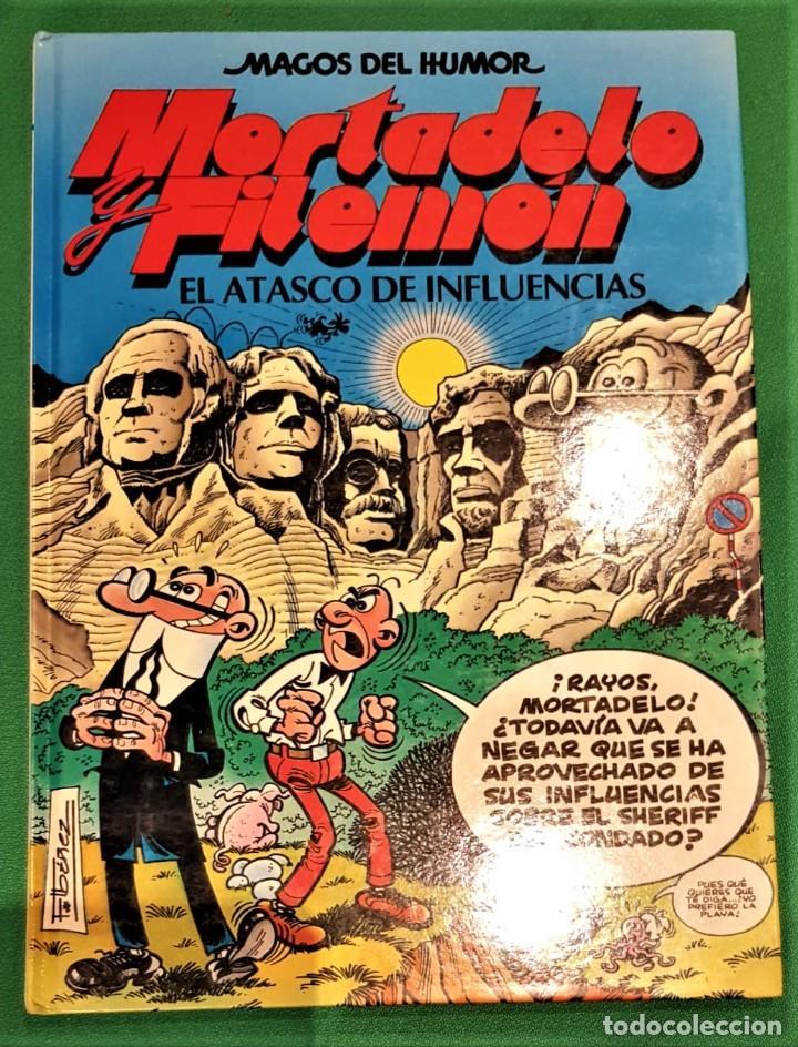 Tebeos: LOTE DE 55 TOMOS DE MAGOS DEL HUMOR (EXCELENTE ESTADO) - VER FOTOS Y NÚMEROS (SUELTOS PREGUNTAR) - Foto 48 - 182828472