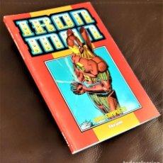 Tebeos: IRON MAN: OBRA COMPLETA 2 - FORUM (1997/98) - MUY BUEN ESTADO. Lote 230164270