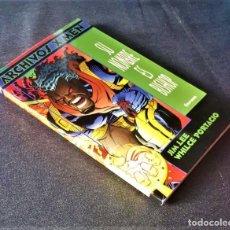 Tebeos: ARCHIVOS X-MEN: SU NOMBRE ES BISHOP (144 PAGINAS) - FORUM (1995) - DE TIENDA. Lote 230393700