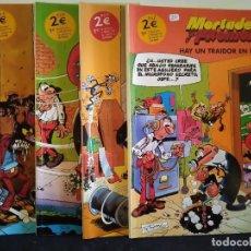 Tebeos: MORTADELO Y FILEMON. EDICIÓN ESPECIAL AÑO 2005. LB 31. Lote 230677060