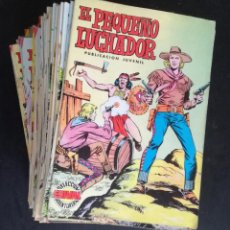 Giornalini: COMIC EL PEQUEÑO LUCHADOR: COLECCION COMPLETA DE 87 NUMEROS - ED. VALENCIANA. Lote 230933000