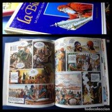 Tebeos: DESCOBRIR LA BIBLIA - EN CATALÀ - COL·LECCIÓ COMPLETA-EXCEL·LENT ESTAT. Lote 230961115