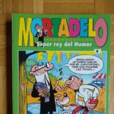Tebeos: MORTADELO (SUPER REY DEL HUMOR Nº 4). Lote 231713500