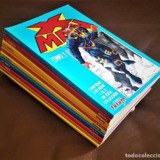 Tebeos: DE TIENDA - X-MAN, VOL. 2 - COLECCIÓN COMPLETA EN 9 TOMOS RETAPADOS (49 NÚMEROS)- PANINI (1996/2000). Lote 231962265