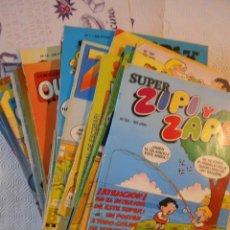 Tebeos: ZIPI Y ZAPE. ESCOBAR. LOTE DE 27 TEBEOS. SUPER ZIPI Y ZAPE / COLECCION OLE. 3110 GRAMOS. Lote 232117715
