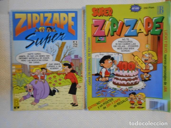 Tebeos: ZIPI Y ZAPE. ESCOBAR. LOTE DE 27 TEBEOS. SUPER ZIPI Y ZAPE / COLECCION OLE. 3110 GRAMOS - Foto 4 - 232117715